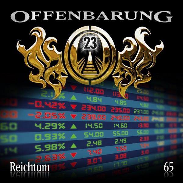 Offenbarung 23 Folge 65 - Reichtum - Download