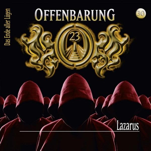 Offenbarung 23 Folge 30 - Lazarus - Download