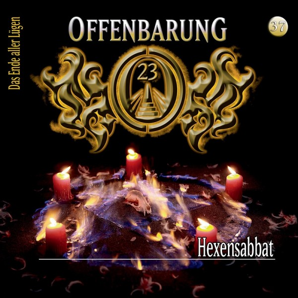Offenbarung 23 Folge 37 - Hexensabbat - Download