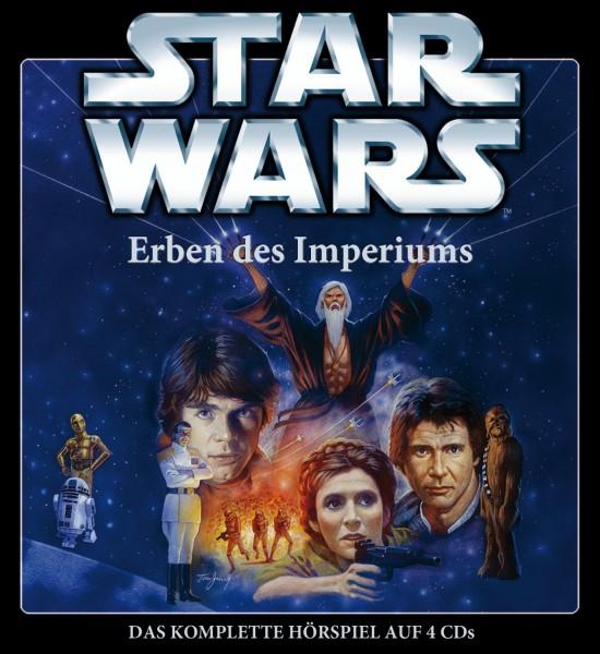Star Wars - Erben des Imperiums - Das komplette Hörspiel auf 4 CDs