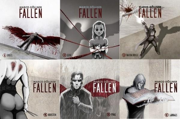 Fallen CD Set 01 - Folge 01-06