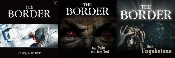 The Border CD Set - Teil 1-3