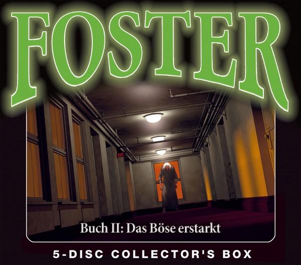 Foster Box 2 – Buch 2: Das Böse erstarkt (Folgen 5-9) - Download