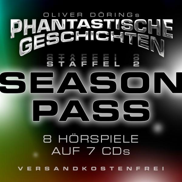 Phantastische Geschichten Staffel 2 SEASON PASS - 7CDs