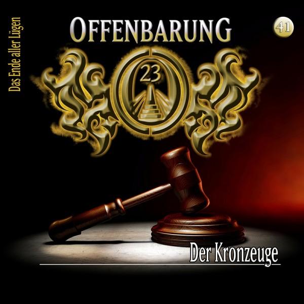 Offenbarung 23 Folge 41 - Der Kronzeuge - Download
