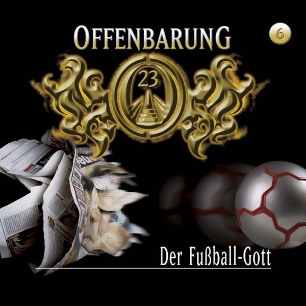 Offenbarung 23 Folge 6 - Der Fußball - Gott - Download