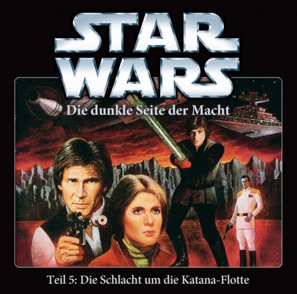 Star Wars - Die dunkle Seite der Macht - Teil 5 - Die Schlacht um die Katana-Flotte