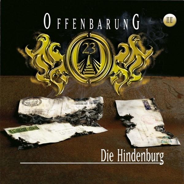 Offenbarung 23 Folge 11 - Die Hindenburg - Download