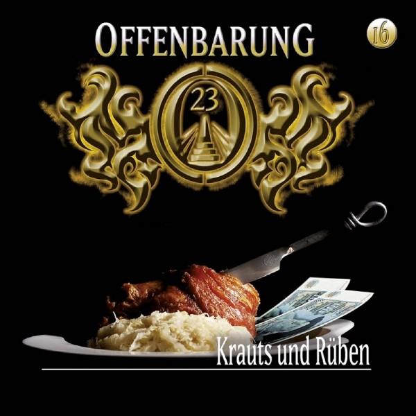 Offenbarung 23 Folge 16 - Krauts und Rüben - Download