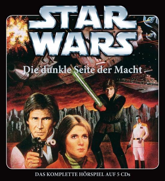 Star Wars - Die dunkle Seite der Macht - Das komplette Hörspiel auf 5 CDs