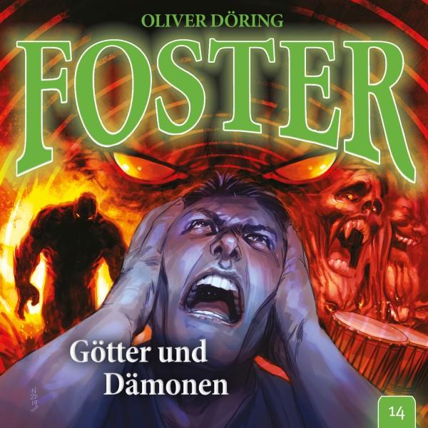 Foster 14 - Götter und Dämonen - 1CD