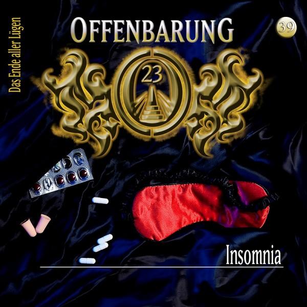 Offenbarung 23 Folge 39 - Insomnia - Download