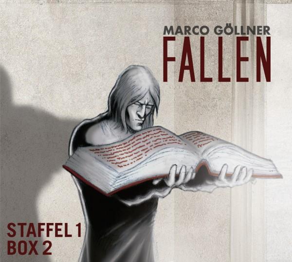 Fallen Staffel 1 - Box 2 - Hörspiel (3CDs)