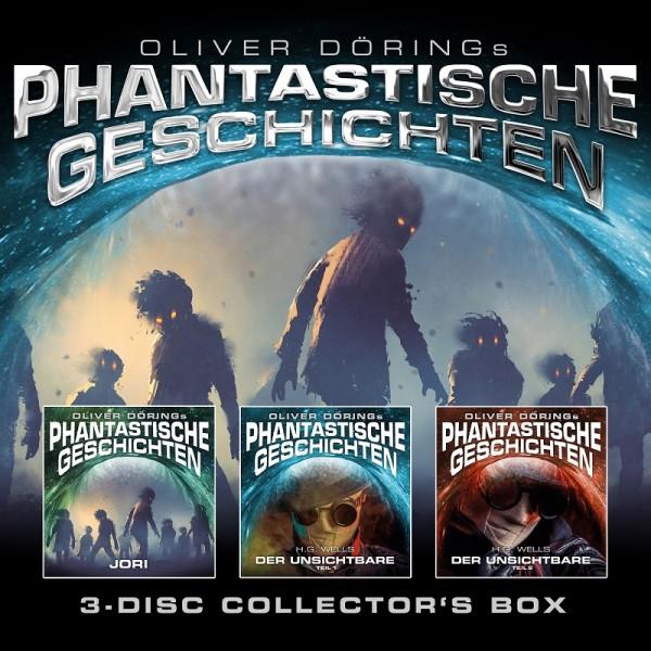 Phantastische Geschichten: Box 1 - 3CDs
