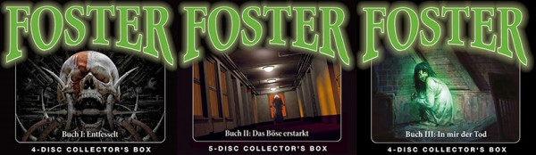 Foster Mega Set - Box 1-3 - 13CDs