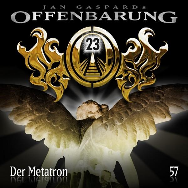 Offenbarung 23 Folge 57 - Der Metatron - Download