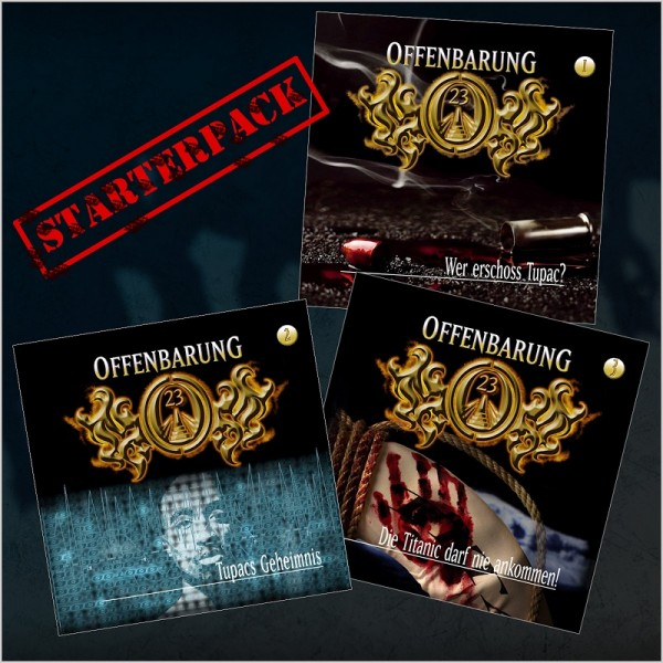 Offenbarung 23 Starterpack Teil1-3 - Download