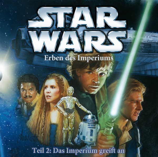 Star Wars - Erben des Imperiums - Teil 2 - Das Imperium greift an