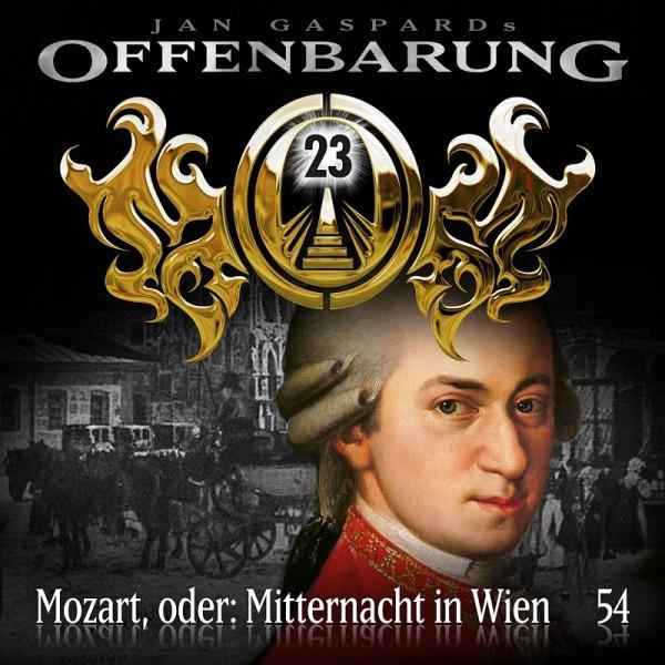 Offenbarung 23 Folge 54 - Mozart, oder: Mitternacht in Wien - Download