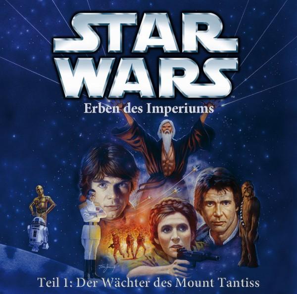 Star Wars - Erben des Imperiums - Teil 1 - Der Wächter des Mount Tantiss