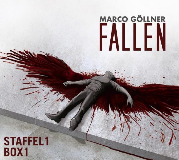 Fallen Box 1.1 - Hörspiel (3 CDs)