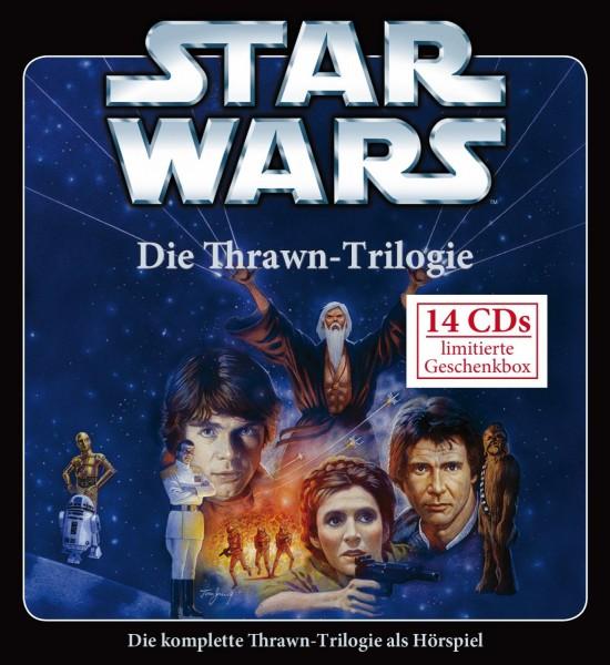Star Wars - Die Thrawn-Trilogie - Das komplette Hörspiel auf 14 CDs