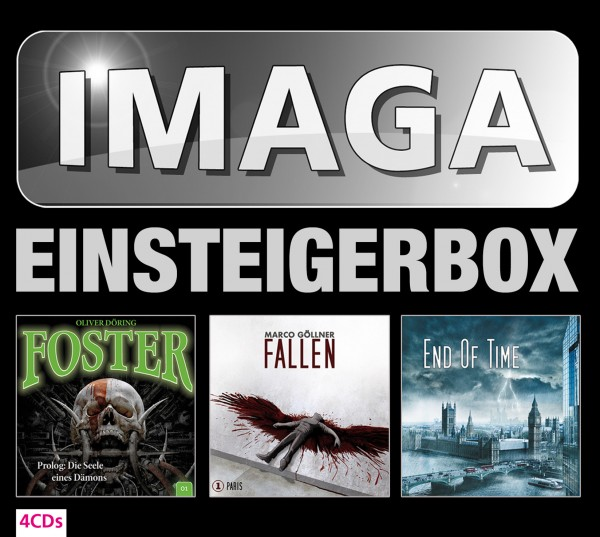 IMAGA Einsteigerbox - (4CDs)