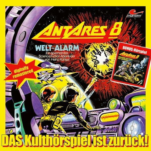 Heinz Kühsel - Antares 8 - 9 - Download