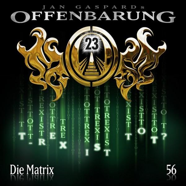Offenbarung 23 Folge 56 - Die Matrix - Download