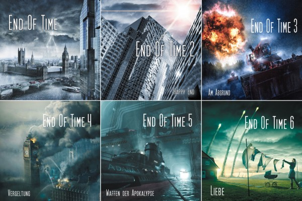 End of Time CD Set - Teil 1-6