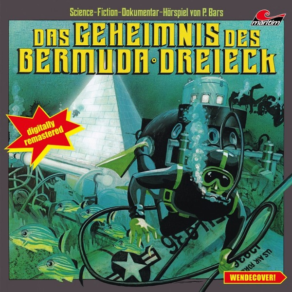 P. Bars - Das Geheimnis des Bermuda Dreieck - 1CD