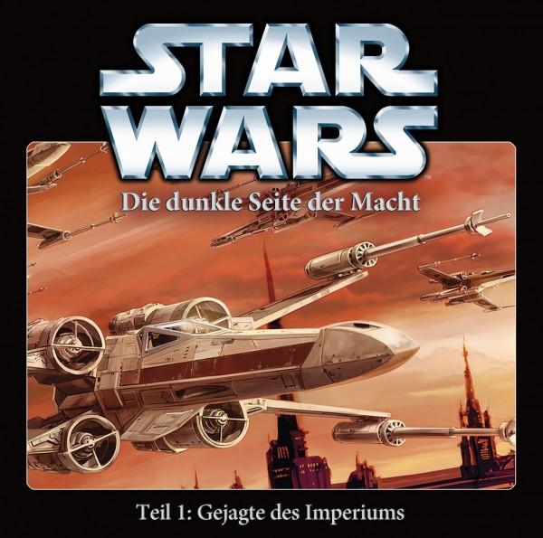 Star Wars - Die dunkle Seite der Macht - Teil 1 - Gejagte des Imperiums
