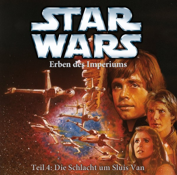 Star Wars - Erben des Imperiums - Teil 4 - Die Schlacht um Sluis Van