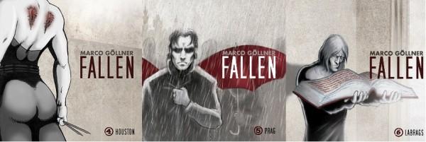Fallen CD Set 01 - Folge 04-06